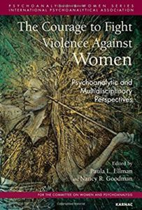 courage fight violence against women - book cover